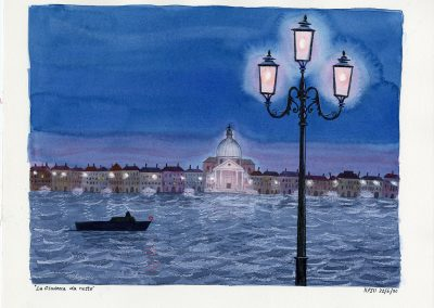 Peter Selgin, Watercolours