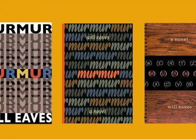 Peter Selgin, Book Cover Designs, Murmer Variations