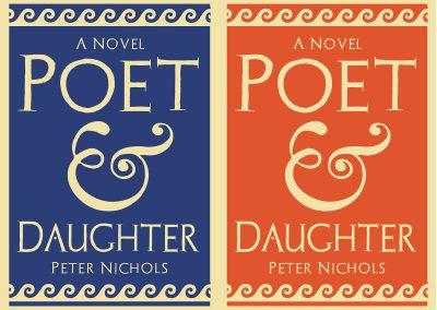 Peter Selgin, Book Cover Designs, Poet And Daughter