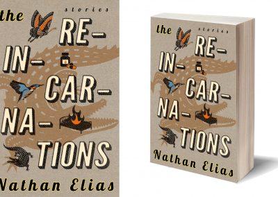 Peter Selgin, Book Cover Designs, Reincarnations