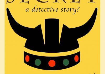Peter Selgin, Book Cover Designs, The Secret Viking