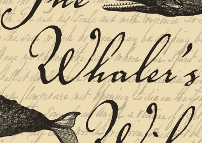 Peter Selgin, Book Cover Designs, The Whaler's Wife