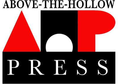 Peter Selgin Logo Design, Above the Hollow Press