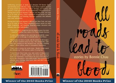 Peter Selgin, Book Cover Designs, All Roads Lead To Blood
