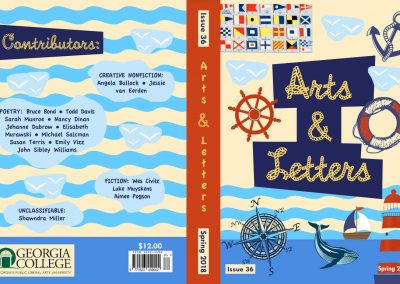 Peter Selgin, Book Cover Designs, Arts And Letters
