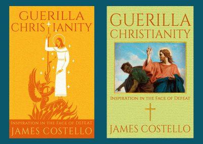 Peter Selgin, Book Cover Designs, Guerilla Christianity