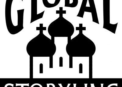 Peter Selgin Logo Design, Global Storyline