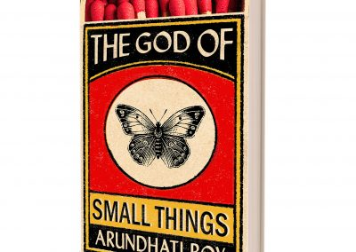 Peter Selgin, Book Cover Designs, God Of Small Things