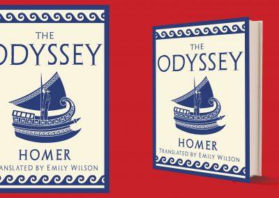 Peter Selgin, Book Cover Designs, Homer Odyssey