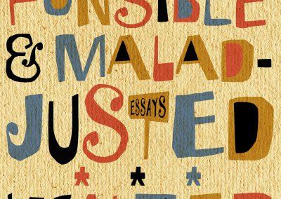 Peter Selgin, Book Cover Designs, Irresponsible