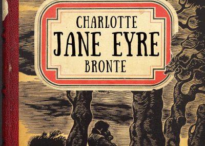 Peter Selgin, Book Cover Designs, Jane Eyre