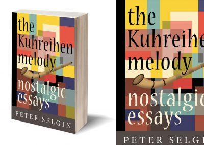 Peter Selgin, Book Cover Designs, Kuhreihen Melody