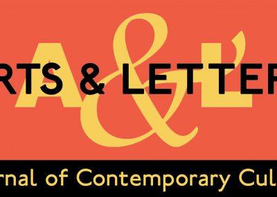 Peter Selgin Logo Design, Arts & Letters