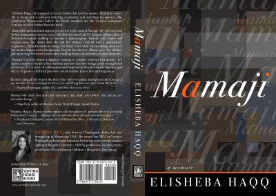 Peter Selgin, Book Cover Designs, Mamaji