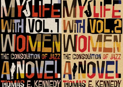Peter Selgin, Book Cover Designs, My Life With Women