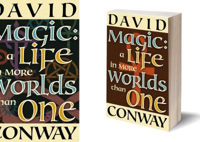 Peter Selgin, Book Cover Designs, Magic