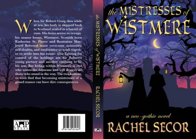 Peter Selgin, Book Cover Designs, Mistresses Of Wistmere