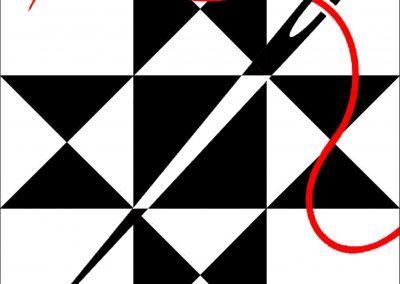 Peter Selgin Logo Design, Patchwork Theory