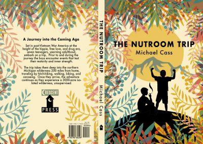 Peter Selgin, Book Cover Designs, The Nutroom Trip