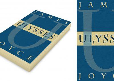 Peter Selgin, Book Cover Designs, Ulysses