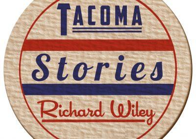 Peter Selgin Logo Design, Tacoma Stories Richard Wiley