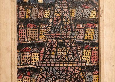 Peter Selgin, Paintings