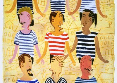 Peter Selgin, Illustrations