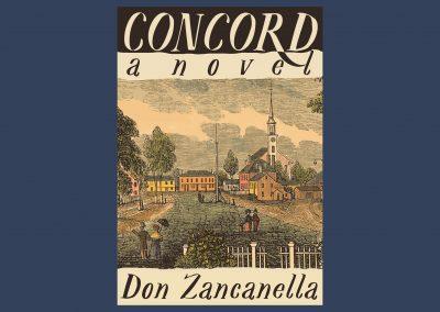 Peter Selgin, Book Cover Design, Concord, Don Zancanella