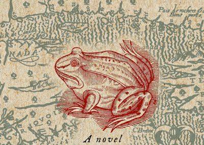 Peter Selgin, Cover Design for Granite Harbor by Peter Nichols