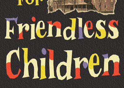 Peter Selgin, Cover Design The Home for Friendless Children