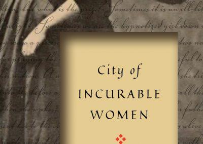 Peter Selgin, Final Cover, Incurable Women